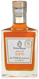 Alter Weinbrand V.S.O.P aus Riesling - 10 Jahre gereift