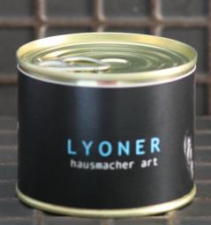 Lyoner Wurst groß
