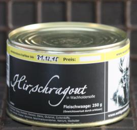 Hirschragout