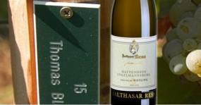 Hattenheimer Engelmannsberg - Rebstockpacht 25 Jahre